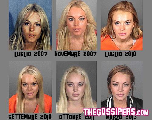 lindsay Lindsay Lohan: i genitori si prendono la colpa per il suo passato burrascoso