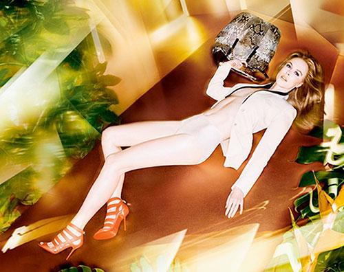 nicolek1 Nicole Kidman in topless per Jimmy Choo