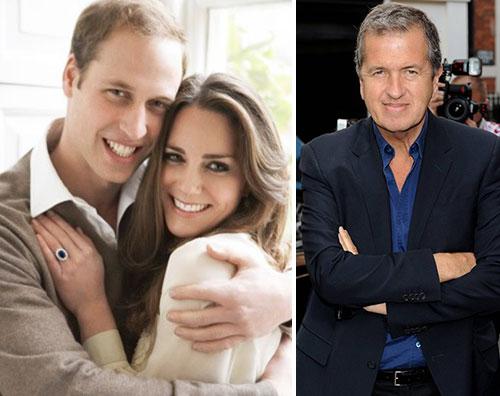 testino Testino: Il ritratto di William e Kate? Un momento genuino