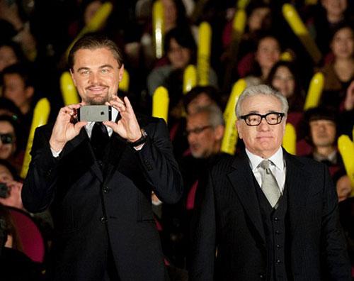 wolf giap2 Leonardo Di Caprio a Tokyo per The Wolf of Wall Street