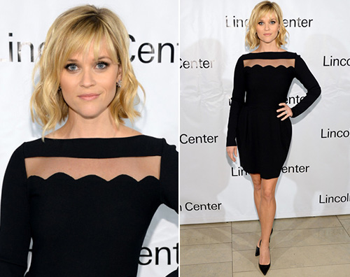 Reese Reese Witherspoon in Valentino