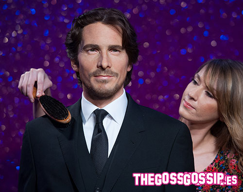 bale cera1 Il Madame Tussauds celebra Christian Bale con una statua