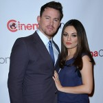 Channing Mila 150x150 CinemaCon 2014: celebrity e future mamme sul red carpet