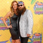 KorieRobertson WillieRobertson 150x150 Kids Choice Awards 2014: tutte le celebrity sul red carpet