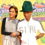 PharrellWilliams2 150x150 Kids Choice Awards 2014: tutte le celebrity sul red carpet