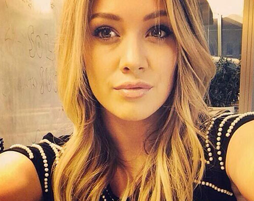 duff perfetta Aaron Carter vuole riconquistare Hilary Duff