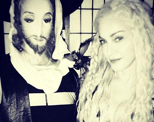 madonna2 Madonna è una fan di Game of Thrones