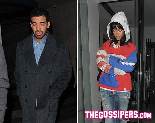 rihanna drake Rihanna e Drake sono una coppia? Nuovi rumor!
