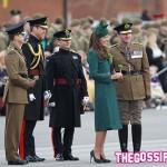 tg Kate 150x150 Kate Middleton cambia look alla parata di San Patrizio