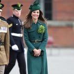 tg kate10 150x150 Kate Middleton cambia look alla parata di San Patrizio