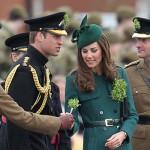 tg kate3 150x150 Kate Middleton cambia look alla parata di San Patrizio