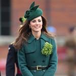 tg kate5 150x150 Kate Middleton cambia look alla parata di San Patrizio