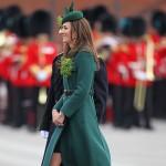 tg kate7 150x150 Kate Middleton cambia look alla parata di San Patrizio