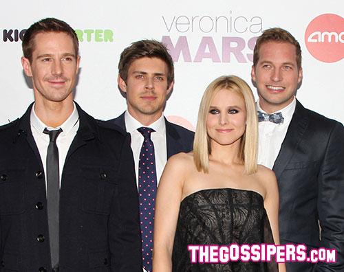 veronica Kristen Bell presenta il film di Veronica Mars