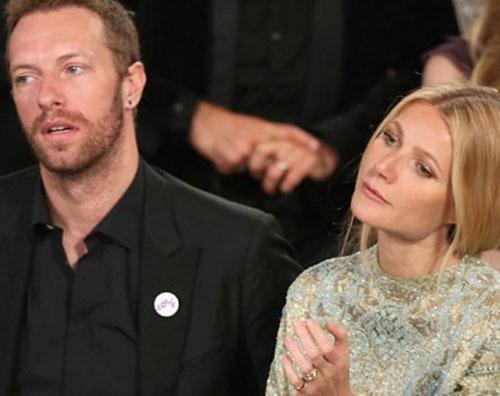 web1 Gwyneth Paltrow e Chris Martin si separano