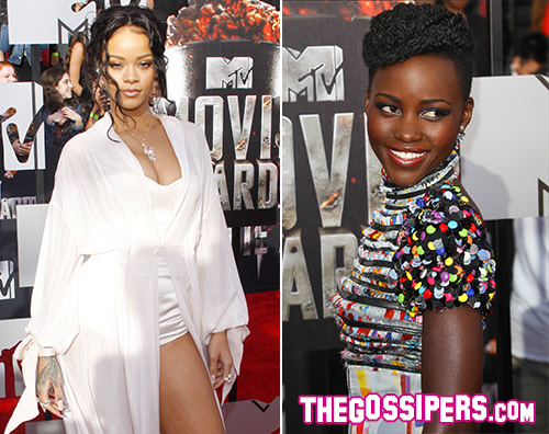 Cover2 MTV Movie Awards 2014: le foto dal red carpet
