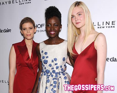 Elle Lupita, Elle e Kate sulla cover di Marie Claire