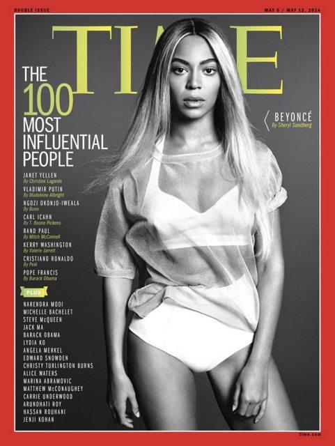 LZ3Y8Hdl Beyoncé criticata per la copertina del TIME