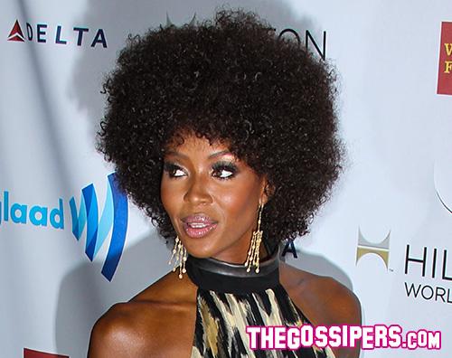 Naomi2 Naomi Campbell su Vanity Fair A 40 anni ho un rapporto migliore col mio corpo