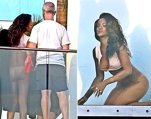 Rihanna Rihanna hot per una rivista francese