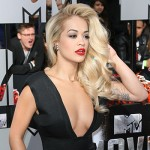 RitaOra4 150x150 MTV Movie Awards 2014: le foto dal red carpet