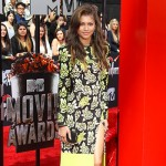 Zendaya 150x150 MTV Movie Awards 2014: le foto dal red carpet