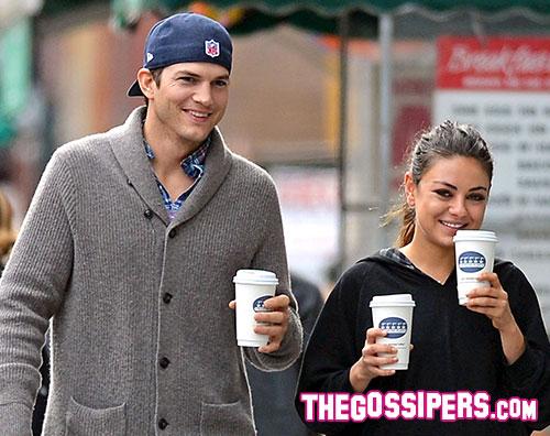 ashtonmila Il fratello di Ashton Kutcher: Lui e Mila com Ross e Rachel