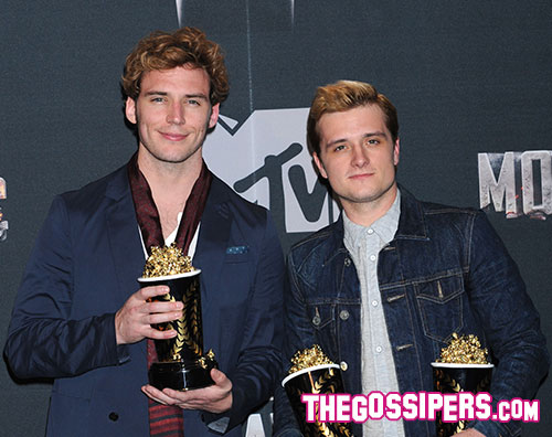 movieawards hunger Hunger Games trionfa agli Mtv Movie Awards 2014