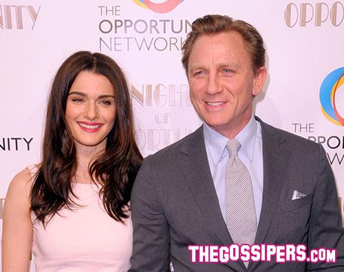rachel daniel Daniel Craig e Rachel Weisz mano nella mano a NY