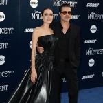 Angelina e Brad 150x150 Brad Pitt aggredito alla premiere di Maleficent