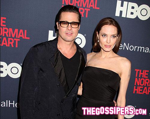 angelina2 Angelina Jolie e Brad Pitt si sono sposati!