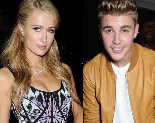 bieberhilton Paris Hilton si diverte con Justin Bieber a Cannes