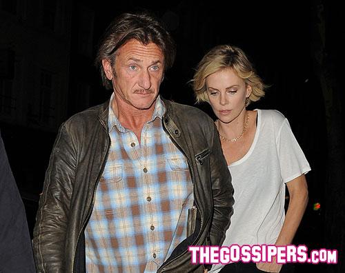 charlize Charlize Theron e Sean Penn sono fidanzati?