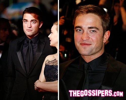 pattinson2 Cannes 2014: Pattinson presenta Maps to the stars