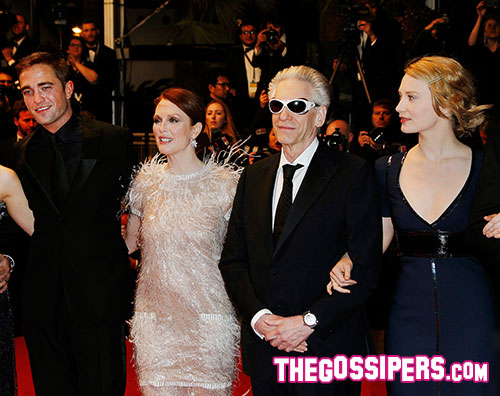 stele cannes Cannes 2014: Pattinson presenta Maps to the stars