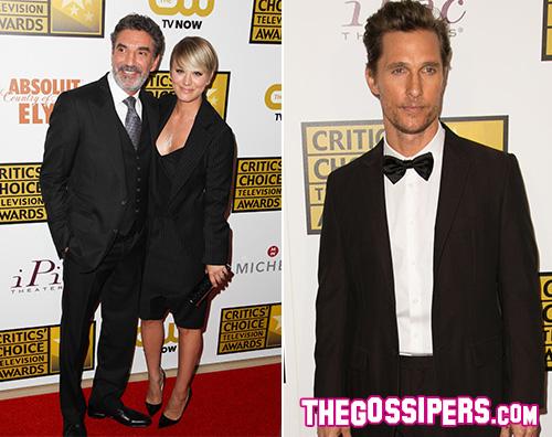 Cover6 Critics Choice Television Awards 2014