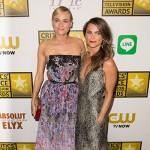 Diane e Keri 150x150 Critics Choice Television Awards 2014