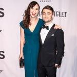 ErinDarkeeDanielRadcliffe 150x150 Adam Brody e Leighton Meester ai Tony Awards 2014
