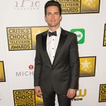 Matt Bomer 150x150 Critics Choice Television Awards 2014