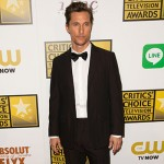 Matthew McConaughey 150x150 Critics Choice Television Awards 2014