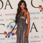 Naomi 150x150 Le trasparenze di Rihanna protagoniste dei CFDA 2014