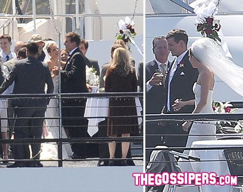 sposi set Bradley Cooper e Sienna Miller sposi sul set