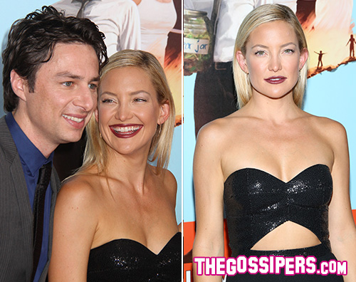CoverKate Kate Hudson torna al cinema con Wish I Was Here