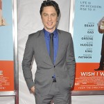 ZachBraff 150x150 Kate Hudson torna al cinema con Wish I Was Here