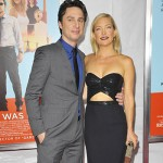 ZachKate 150x150 Kate Hudson torna al cinema con Wish I Was Here