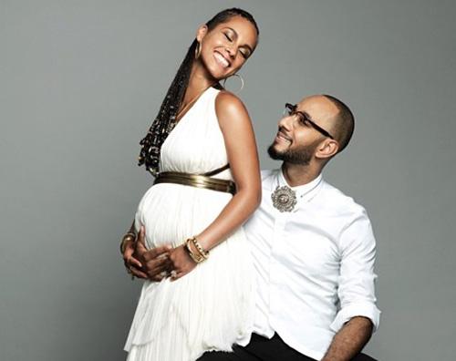 alicia Alicia Keys in dolce attesa!