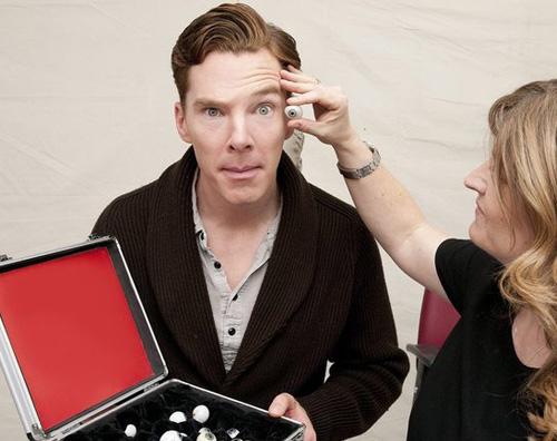 benedict1 Benedict Cumberbatch avrà una statua al Madame Tussauds
