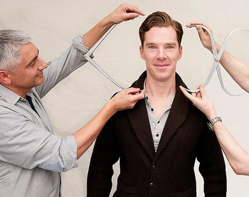 benedict2 Benedict Cumberbatch avrà una statua al Madame Tussauds