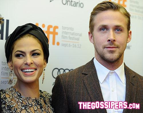 eva ryan Eva Mendes e Ryan Gosling aspettano un bambino!