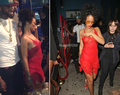 rihanna E lui il nuovo uomo di Rihanna?